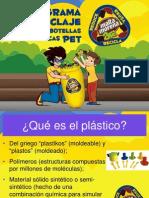 Charla Programa Plastico Pet 2011