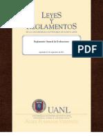 7 Reglamento General de Examenes