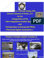Integrated E-Challan System