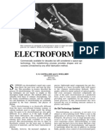 Electro Forming