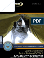 Standard Family of Tactical Shelters