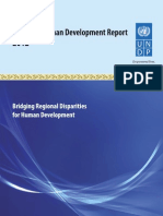 Sri Lanka Human Development Report 2012