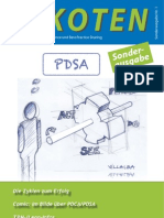 Lean and Kaizen Manga. Prozessmanagement. PDSA by Javier Villalba Diez