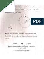 pi fact sheet