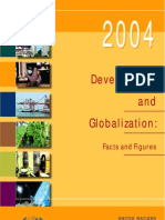 Development and Globalization :Facts and Figures