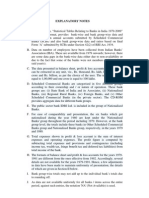 Explanatory Notes Rbi