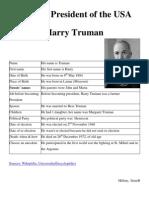 Harry Truman (Hélène)
