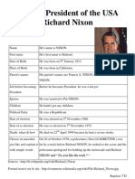 Richard Nixon (Baptiste)