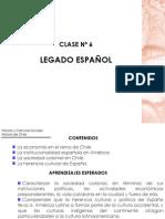 CLASE 6 LEGADO ESPAÑOL