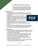 9. Bagaimana Menjadi Manajer Yang Baik