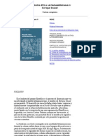 Filosofia+Etica+Latinoamericana+4+ +Politica+Latinoamericana