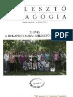 Fejlesztő Pedagógia 2012-4-5.szám