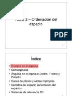 Tema 2-Ordenación del espacio