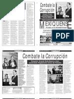Versión impresa del periódico El mexiquense 30 abril 2013