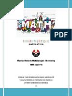 Cover Matematika