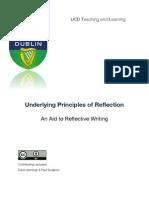 Principle of Reflection