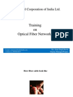 Training on Optical Fiber Networks by Arun Rawat [Compatibility Mode]