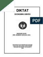 A1 Diktat Ekonomika Mikro