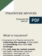 Insurances Services
