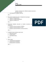 Dreptul Afacerilor - Subiecte Sem 2