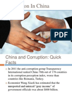 FINAL Corruption in China