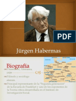 Presentacion Jurgen Habermas