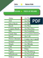 Trees of Ireland