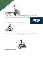 istoria bicicletei