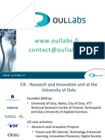 OULLabs ENoLL member