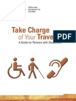 Take Charge of Your Travel