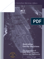 Paper In Australian Maritime Affairs Number 04