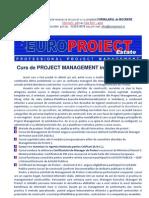 Curs Project Management CORPORATE