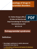 K - 14 Pharmacology of Extrapyramidal Disorders (Farmakologi)