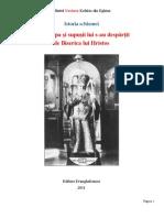 Sfantul Nectarie de Eghina - De ce Papa si supusii lui s-au despartit de Biserica lui Hristos (Istoria schismei)