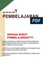 Sudut Pembelajaran(Psk 3104)