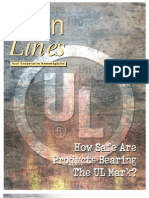 How Safe are Products Bearing the UL Mark?