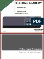 Telecoms for Non-Engineers Adesoji Lawal