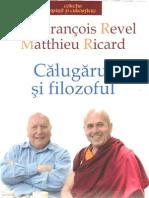 Jean Francois Revel Matthieu Ricard Calugarul Si Filozoful
