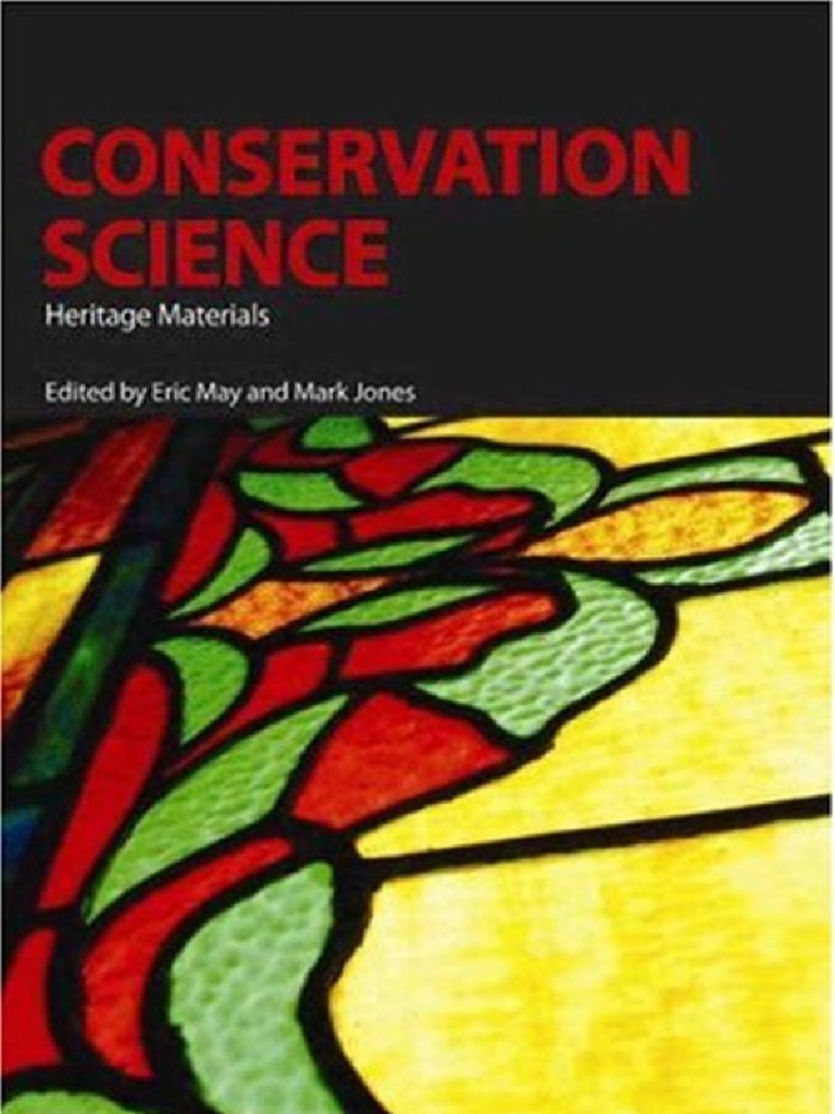 Conservation Science - Heritage Materials | X Ray Crystallography |  Electromagnetic Radiation