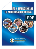Urgencias y Emergencias en Medicina Deportiva