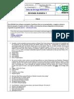 Atividade avaliativa 1 - Literatura norteamericana.pdf