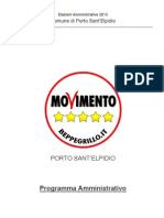 Programma M5S Porto Sant_Elpidio