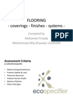 Flooring Presentation