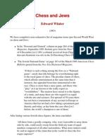 Edward Winter - Chess and Jews