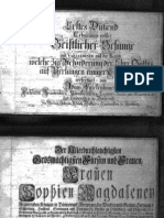 D-Falckenhagen Geistliche Gesänge