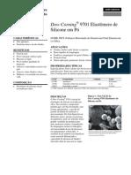 Elastômero de silicone pó anti rugas9701 (português)