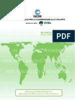 Bilancio Sociale ISCOS 2012 - Allegato Progetti