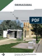 Centros de transformación prefabricados