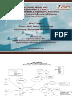 Ing. Msc. Benito Juarez – Entorno Basico Modelo Aprendizaje
