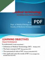 LEG Medical Terminology